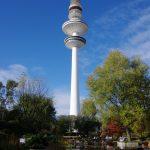 Hamburg - Heinrich-Hertz-Turm