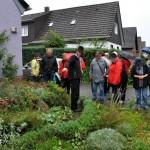 Besuch der Fachgruppe Gräser der Gesellschaft der Staudenfreunde